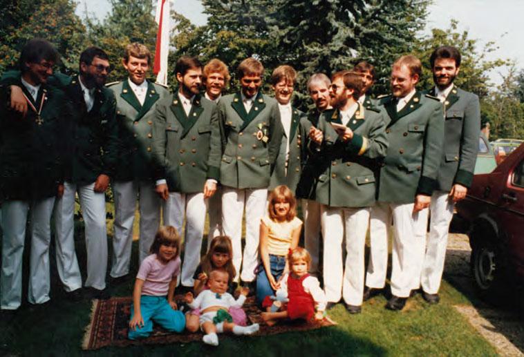 Familienbild 1984